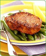 Spice Rubbed Pork Chops   Had these for dinner tonight, juicy & delicious!