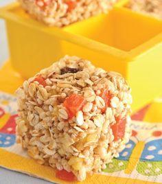 Aprende a hacer este rico snack para mandar a tus hijos tranquila a la escuela.