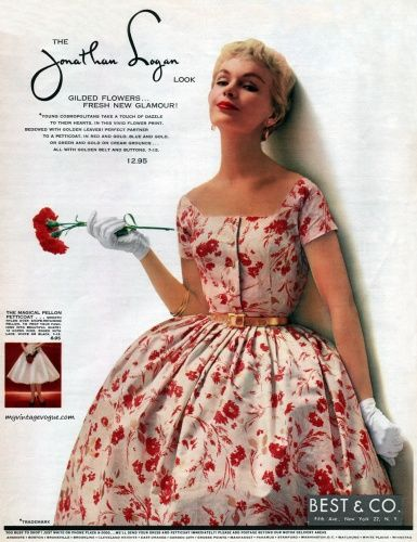 love this whole vintage look ~~ #ModCloth #MyVintageVogue.