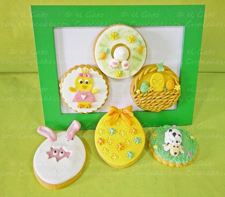 Galletas Pascua / Easter Cookies