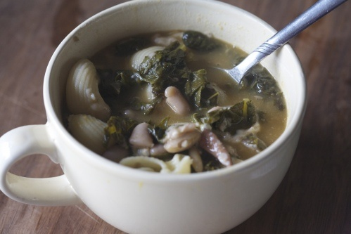 ... kale and white bean soup noodle soup with kale and white beans recipes