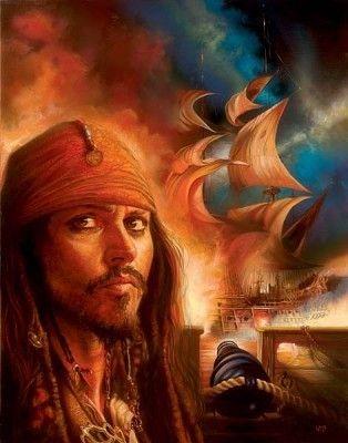 Pirates of the Caribbean - pirates-of-the-caribbean Fan Art
