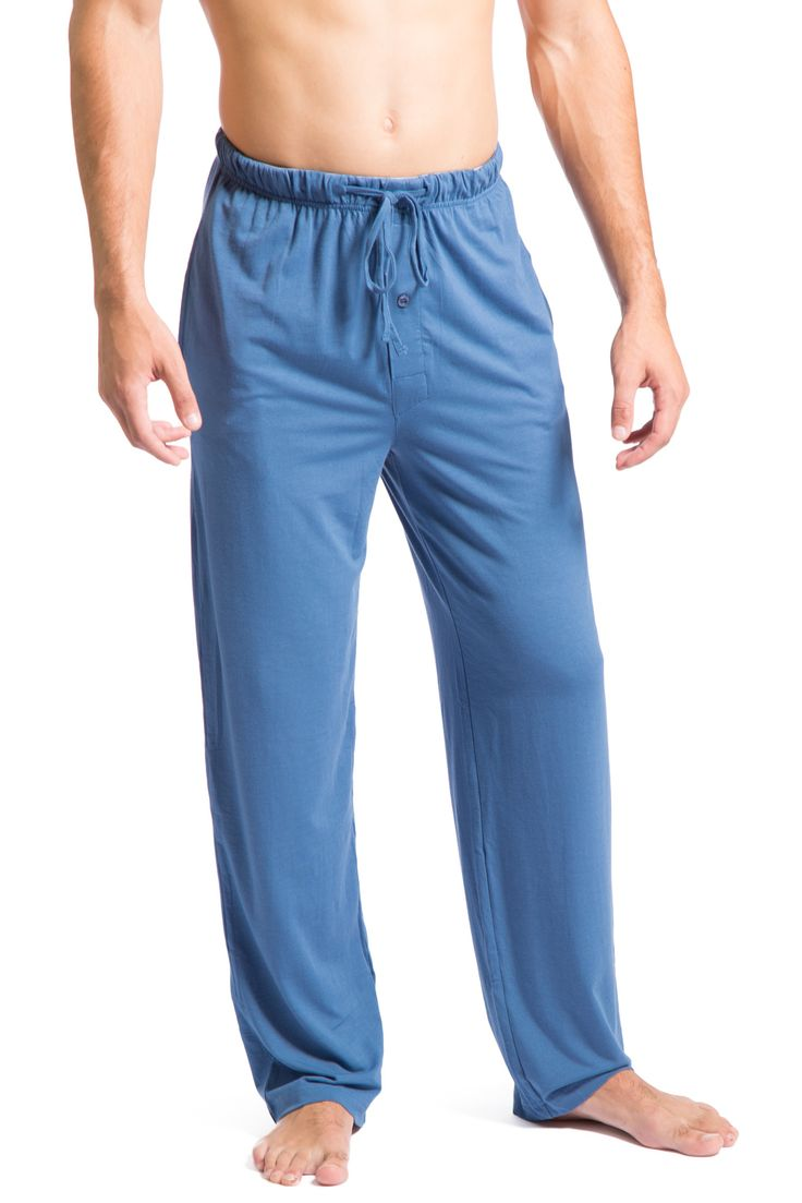 In most cases, the defined mens pajama is the two piece garment consisting of a jacket and pants. They come in almost every material and fabric imaginable, however there are also some other styles not generally worn, but still popular in certain circles.