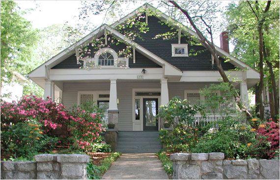 Craftsman style bungalow