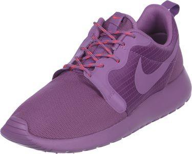 Nike Roshe Run Hyp W schoenen lila neon rood