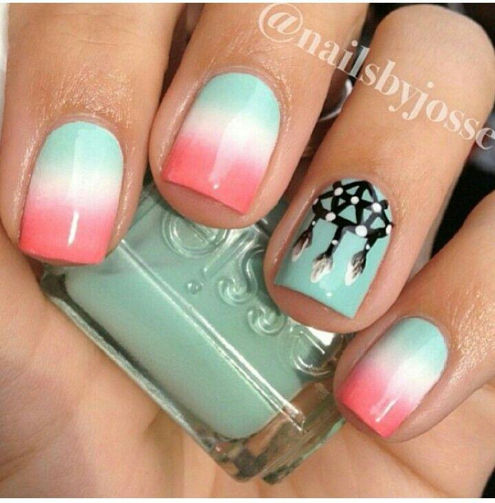 Mejores 92 imágenes de Nails en Pinterest   Uñas bonitas, Decoración ...