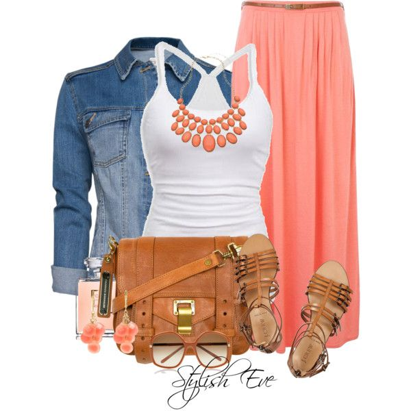 ME! Spring Casual Outfits 2014 - My class reunion outfit??