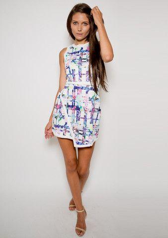 Heavenly Creatures Dress - pattern dress www.urbanique.net  Perfect Saturday night dress!