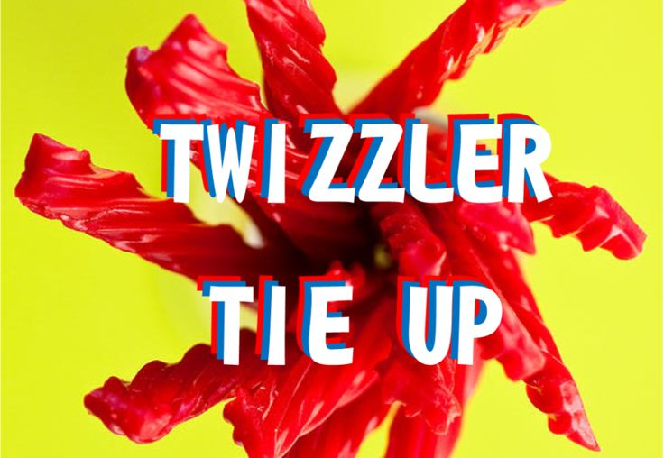 Twizzler Tie Up is a great team competition for the entire group!