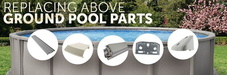 Our new blog we discuss the the most commonly replace above ground pool parts: Uprights, Top Caps, Bottoms Rims and more