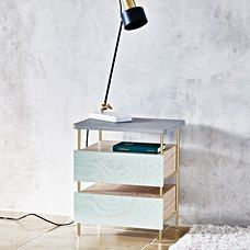 Buy the Natural Oro Bedside Table at Oliver Bonas. We deliver Furniture throughout the UK within 5-12 working days from £35.