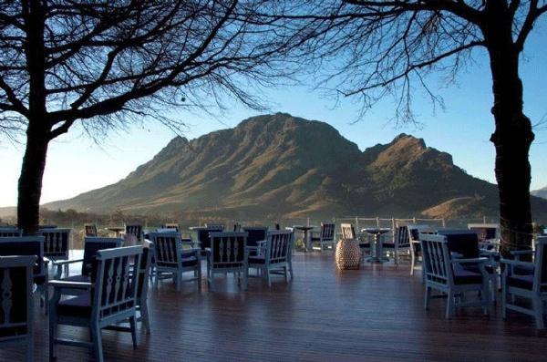 Delaire Graff Estate and Hotel, Stellenbosch, South Africa
