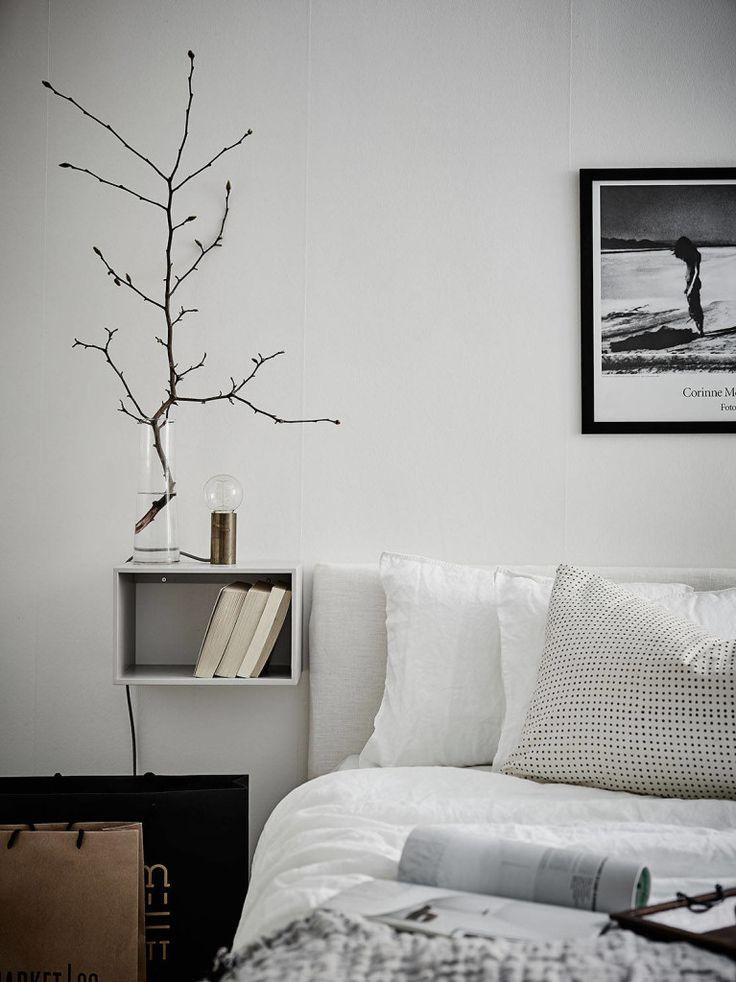 bedside styling inspiration