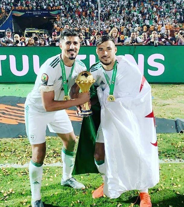 Baghdad National Football Teams Algeria