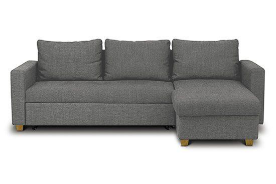 Chicago Storage - Corner Sofa Bed