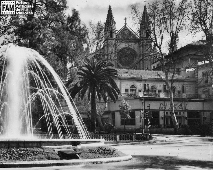 mallorca 1950 s | Cortesía de Fotos Antiguas de Mallorca