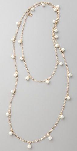 Great way to change your pearl necklace via @Mystique Jewelers Elizabeth