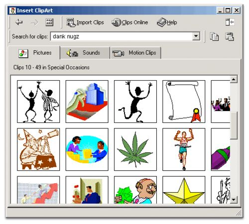 clip art x word - photo #35