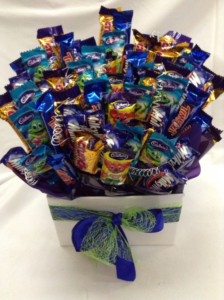 Mixed Chocolates Bouquet