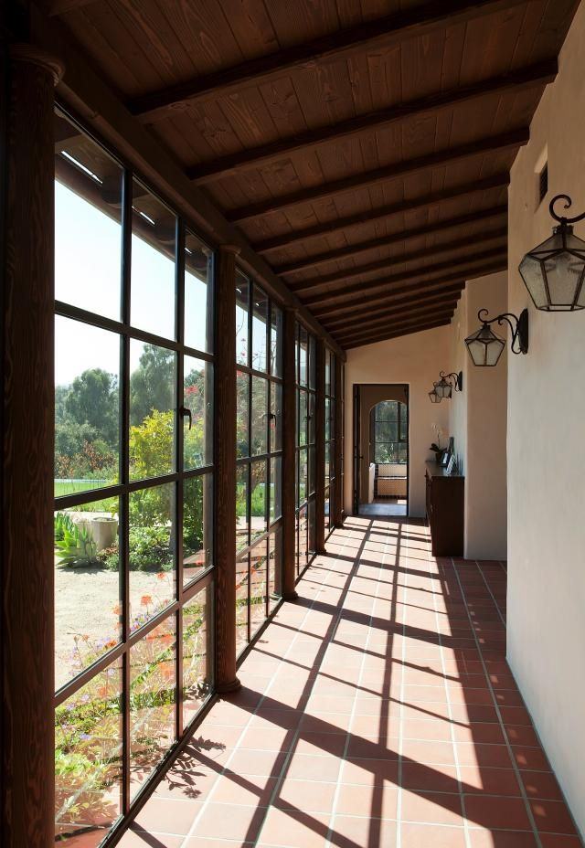 if I could have any style house in the world, it would be a Mexican adobe. // Remodelista
