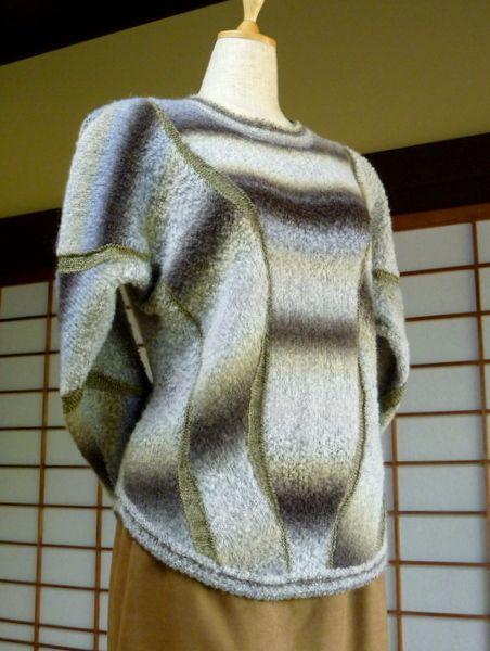 Красивое вязание от YOKO ASADA.