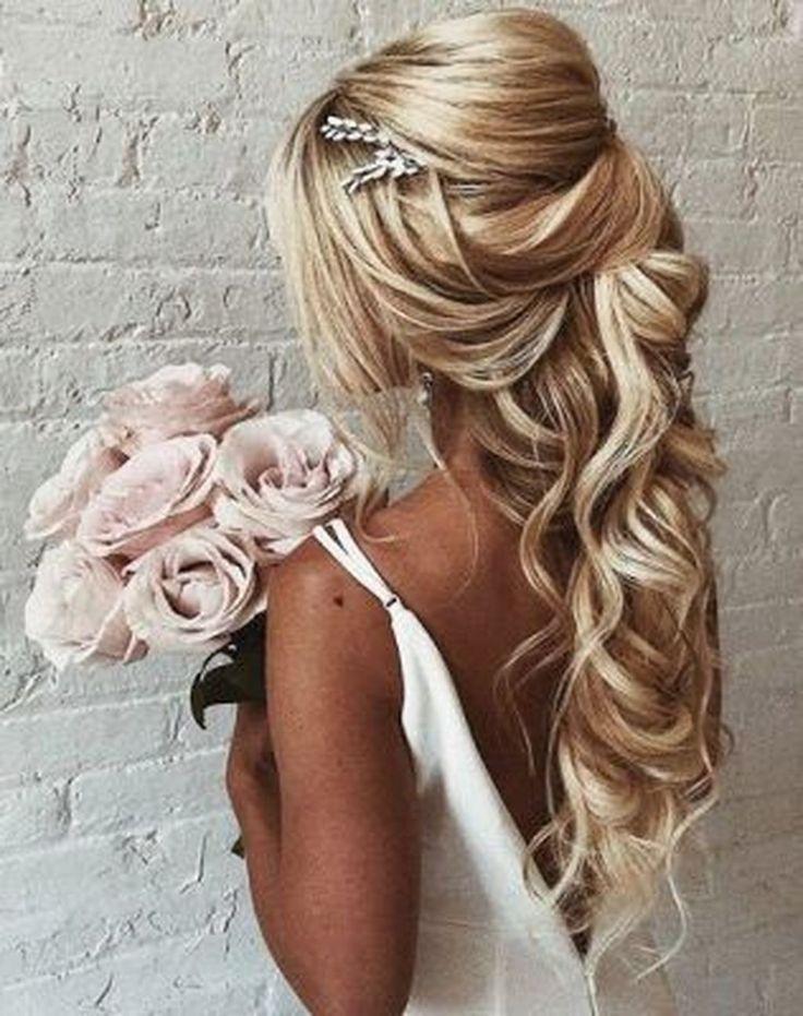 30+ wunderschöne Frisuren für deine Hochzeit