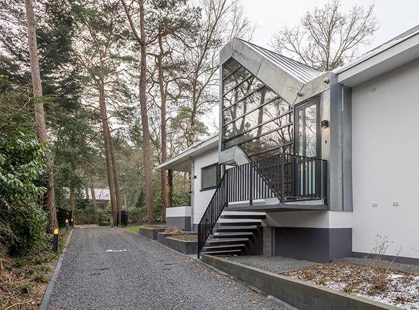 Familiehuis in het bos   studioWA!