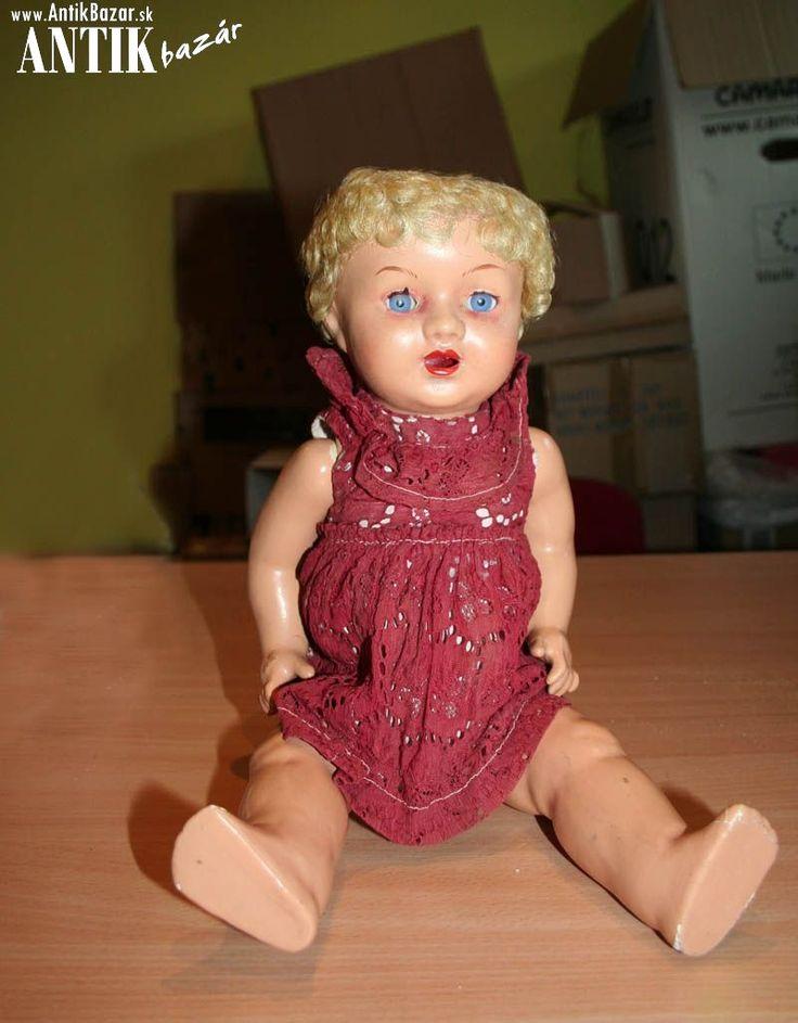 Antik Bazár Sk   Staré bábiky - Predaj