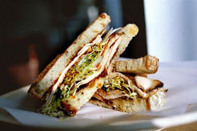 Healthy Food Recipes: Chicken Sandwich Supreme Recipe