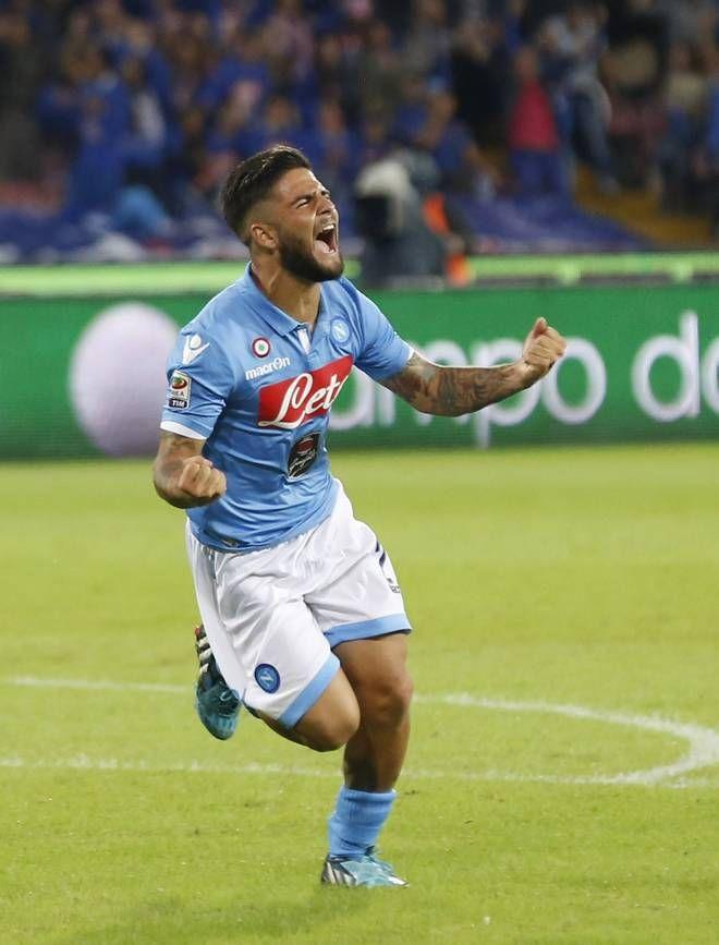 Lorenzo Insigne. Napoli-Torino, Serie A