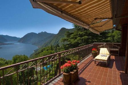Civenna, Lake Como, Italy