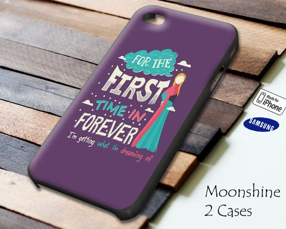 Disney Frozen Quotes 1 Case for iPhone 4/4S by Moonshine2Case, $13.99
