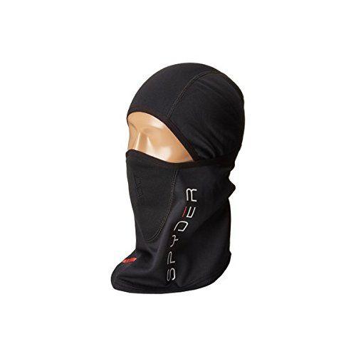 (スパイダー) Spyder メンズ 帽子 ハット Arctyc Pivot Balaclava 並行輸入品  新品【取り寄せ商品のため、お届けまでに2週間前後かかります。】 カラー:Black カラー:ブラック