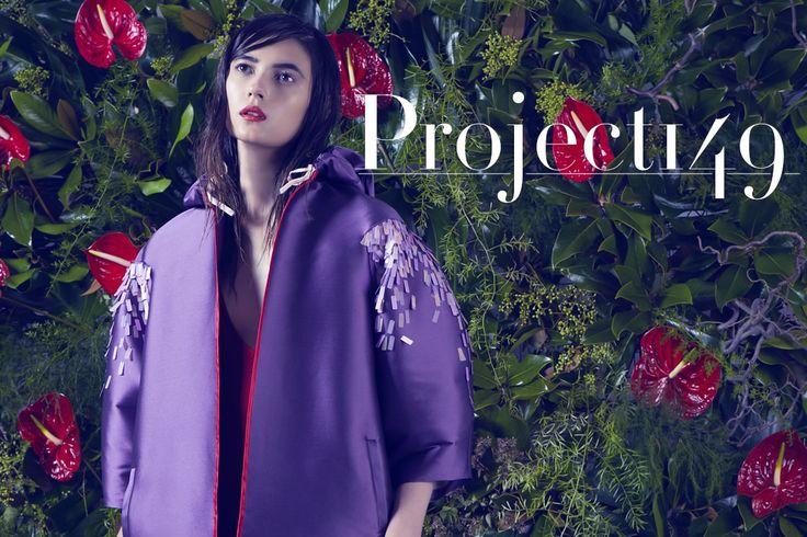 Elisa Vigliante e Monica Mignone sono l'anima del brand PROJECT149: un marchio giovane ma dal forte carattere e dal design ben delineato. READ http://bit.ly/1xV35E5