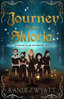 Cover Reveal: Journey from Skioria by Kandi J Wyatt