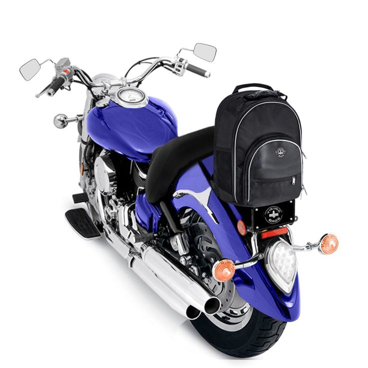 Shop Viking Motorcycle Sissy Bar Backpack from Vikingbags. Your one stop shop for top motorcycle luggage and accessories. Fast Shipping. Lowest prices Guaranteed!