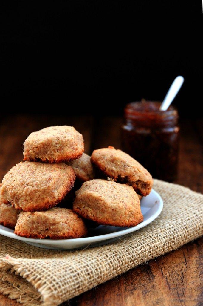 Grain-free Vanilla Almond Scones | Paleo | Pinterest | Eye on it ...