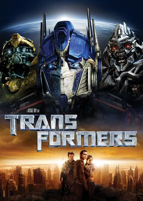 """Check out """"Transformers"""" on Netflix"""