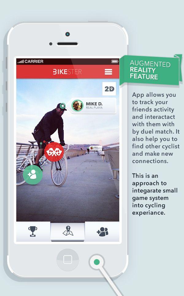 Bikester APP on Behance
