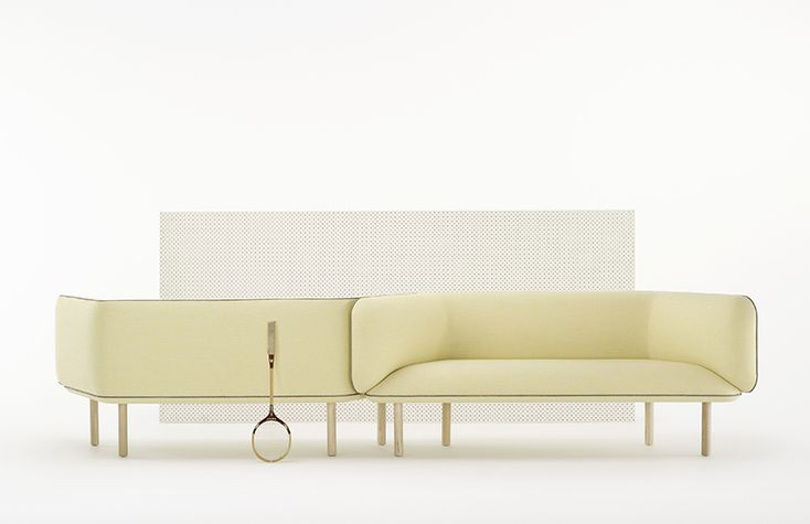 tom fereday pays homage to wes anderson in furniture collection for zenith