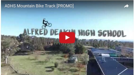 ADHS Mountain Bike Track