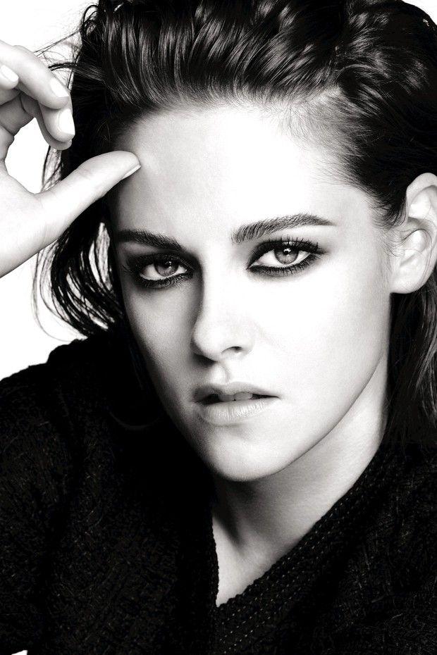 Kristen Stewart estrela campanha de maquiagem da Chanel