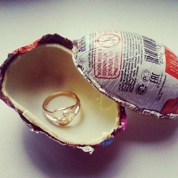 низко-квалифицированного намек на кольцо мужу фото его гнездо