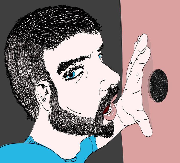 #blackhole #gloryhole #gay #illustration #sexual #sexy #dibujo  #homosexual #universe #hole #dirty #naughy #ilustracion