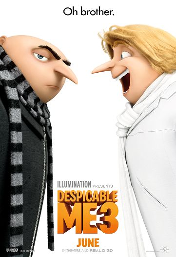 Despicable Me 3 Full Movie Online Free