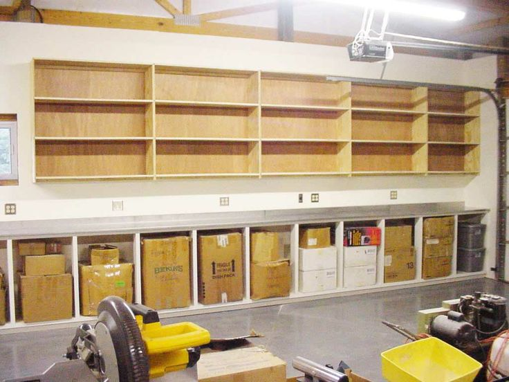 Garage Shelving Ideas | Storage Ceiling, Wall, and Wire