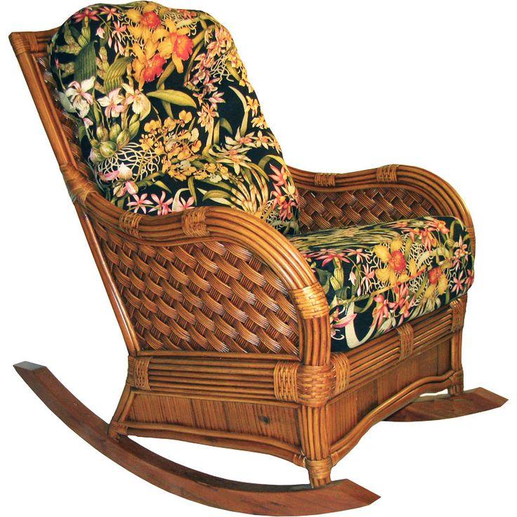 Wicker Patio Furniture Orlando Fl: 69 Best Rattan And Wicker Rockers And Swivel Glider Chairs