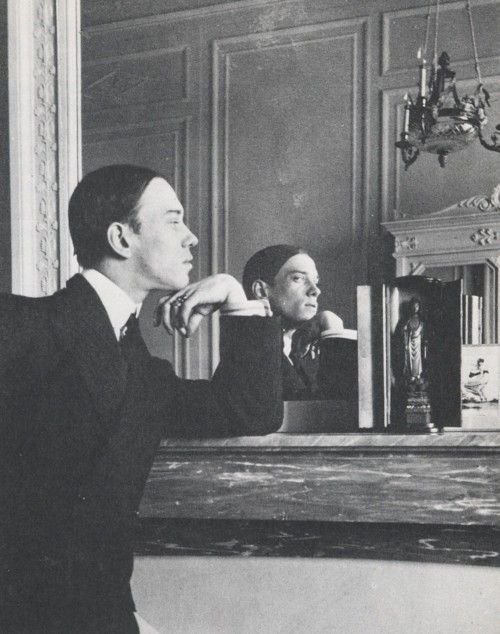 Nijinsky in Monte Carlo (1911), photographed by Igor Stravinsky