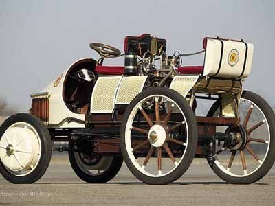 Electric cars a new idea?  No first cars were electric but newly discovered oil won. The tide is changing. 1900: The first Porsche and the world's first hybrid car.