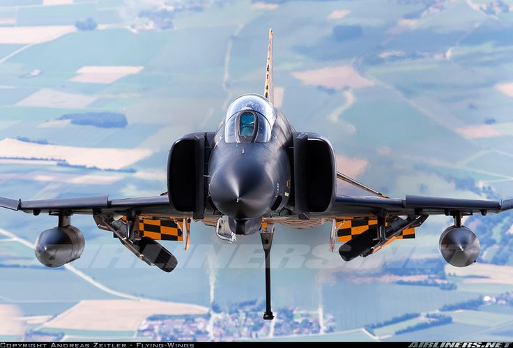 Germany - Air Force; McDonnell Douglas F-4F Phantom II; 3813 (cn 4644)